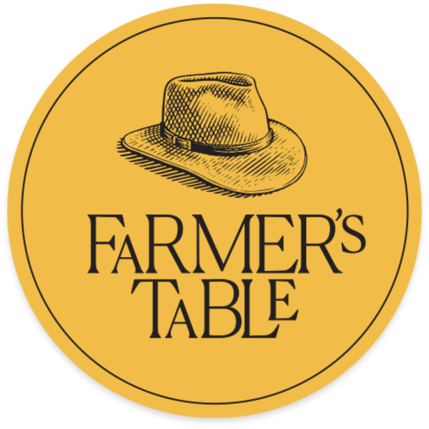 Farmers table logo